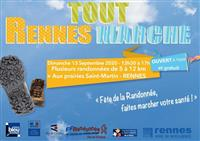 Retour sur l'édition de Tout Rennes Marche